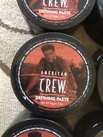 American Crew Defining Paste Wax 4oz.