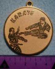 "Karate Rare "" Gold "" Medal Serbia Ex Yugoslavia Sport Medaille Mma"