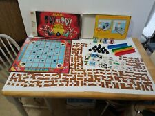 Spy vs Spy Mad Magazine Board Game Vintage only Missing Instructions 1986 MB