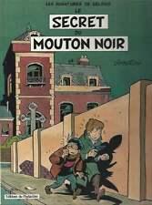 DIMBERTON . CELSIUS . LE SECRET DU MOUTON NOIR . EO . 1984 .