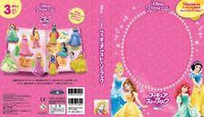 Disney Princess w/Figure Storybook With Sucker