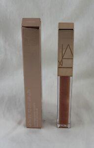NARS Afterglow Lip Shine Gloss ~ SUNRUSH ~ .17 Oz / 5.5 mL Peach With Pink Pearl