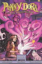 Penny Dora Vol 1: The Wishing Box by Michael Stock & Sina Grace 2015, TPB Image