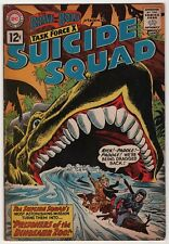 Brave and the Bold #39 early Suicide Squad 1962 solid DC Key create-a-lot & save