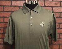 Peter Millar Men's Short Sleeve Polo Golf Shirt Size Medium