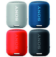 Sony SRS-XB12 EXTRA BASS Waterproof Portable Rechargeable Bluetooth Speaker