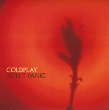 "COLDPLAY - Don't Panic 7"" 45"