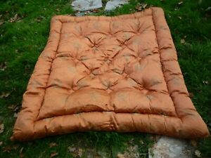 Boutis,piqué édredon duvet,couvre lit, dessus de lit, jeté de lit,130 x 110