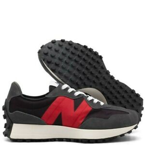 Men's New Balance 327  Lifestyle shoes - Sz 11.5-Magnet Team Red /Grey  - New