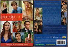 GOSSIP GIRL - Saison 4 - Coffret  3 Boitiers Slim - 5 DVD - OCCASION