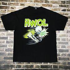 AWOL Cheap Thrills T Shirt XL Rogue Status Bicycle Keirin Bike Race