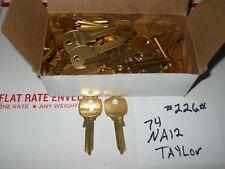 New listing 74 Na12 Mail Box Key Blank House Keys Great Deal Locksmith Deal