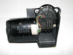 Merkur Xr4ti Windshield WIPER MOTOR also fits  Scorpio