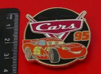 USED Disney Pixar Enamel Pin Badge Cars 95 Disneyland Resort Paris DRP