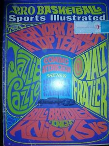 Sports Illustrated October 23, 1967 Pro Basketball Preview Issue