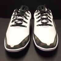 Nike React Vapor 2 NRG Golf Shoes Ryder Cup White Camo Blue BV2108-101 Size 8.5