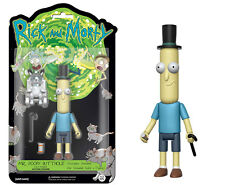 "New Authentic Mr. Poopy Butthole Rick and Morty 5"" Figure In Stock Baf Snowball"