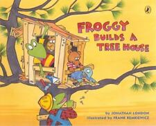 Froggy Builds a Tree House (Hardback or Cased Book)