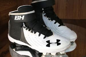 Under Armour 4202128987  5.5Y EU38 SPG Harper 4 Mid RM Baseball/Softball Cleats