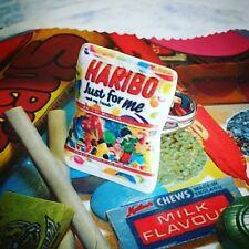 Unique HARIBO SWEETS RING candy MINIATURE food HANDMADE adjustable FAB cute MINI