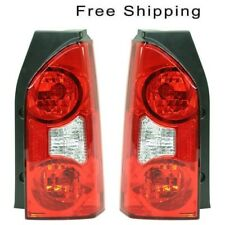 Tail Lamp Assembly Set of 2 Driver & Passenger Side Fits Nissan Xterra 2005-2015