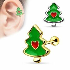 Unbranded Holiday Piercing Jewellery Lobe