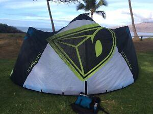 12m Airush Varial X Mint Condition! Kite For Kitesurf / Kiteboarding