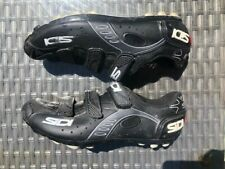 SIDI Road bike shoes Size Euro 48 Men's US 14 Lorica black
