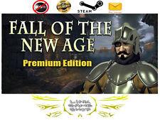 Fall of the New Age Premium Edition PC & Mac Digital STEAM KEY - Region Free