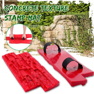 Slate Seamless Texture Polyurethane Stone Stamp  Concrete Cement Wall Pad