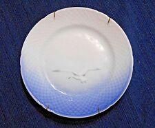 Bing & Grondahl B&G Kjobenhavn Denmark 28 Seagull Plate & Plate Display Hanger