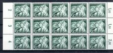 Germany 1943 Hitler Youth SG831 MNH block x 15 stamps WS20177
