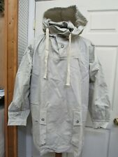 Ww2 Swedish Snow Camo Smock Anorak Winter Parka Metal Buttons Triple Crown Mark