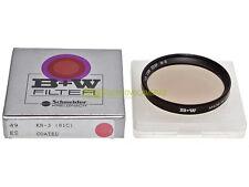 49mm. Filtro Skylight KR 3 B+W by Schneider. *NUOVO*.