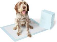 "Extra Large XL Pet Dog And Puppy Training Pads Pack Of 60 Amazon Basics 34""x28"""