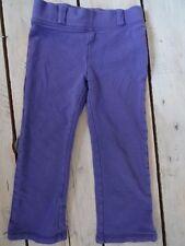 Pantalon droit violet uni PALOMINO Taille 4 ans / 104 cm