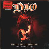 Dio - Finding Sacred Heart - Live In Phillly 1 (Vinyl 2LP - 2013 - EU - Reissue)