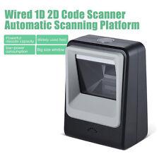 USB 2D/QR omnidrectional HANDFREE Barcode Scanner Scan SCRIVANIA BAR CODICE Q1Q1