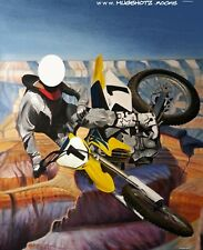 MOTOCROSS  (kid size) - Carnival face cut out. Party photo op. Face in hole.