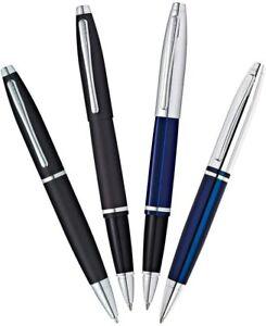 CROSS CALAIS Gift Set Bundle (2) Ballpoint & Rollerball Pen Sets