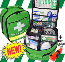 FIRST AID KIT - BACKPACK PREMIUM - SAFE WORK COMPREHENSIVE -EDUCATION/BIG GROUPS
