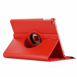 For iPad Pro 9.7 Air 12 Smart Cover Rotating Leather Case Stand Screen Protector