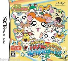 Used DS Tottoko Hamtaro Hai! Ham-Chans no Ham Ham NINTENDO JAPANESE IMPORT