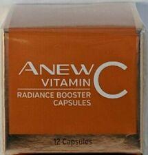 BNIB Sealed Avon Anew Vitamin C Radiance Booster Capsules RRP £20 FREE P&P