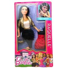 Barbie Life in The Dreamhouse Raquelle Doll Worn Box