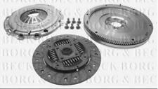 HKF1003 BORG & BECK SOLID FLYWHEEL KIT fits Ford, Seat, VW Sharan NEW O.E SPEC!