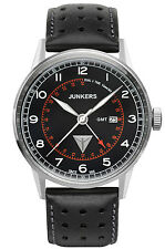Junkers G38 Men's Watch Dual Time 6946-2