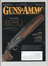 Guns & Ammo Italian 828U benelli's first ever over under defies convention beaut