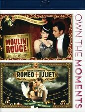 Moulin Rouge / Romeo and Juliet [New Blu-ray] Pan & Scan