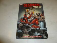 DEADPOOL TEAM-UP - Good Buddies - Graphic Novel - DC Comic